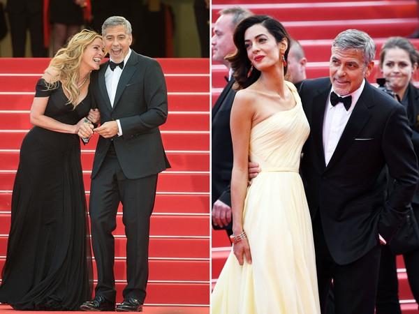 Вот это юбилей! Клуни получил в подарок газонокосилку
