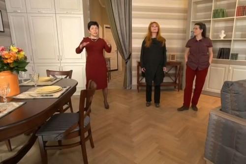 Клара Новикова сделала в квартире модный ремонт