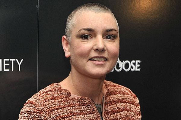 Шинейд О'Коннор пропала без вести в суицидальном настроении