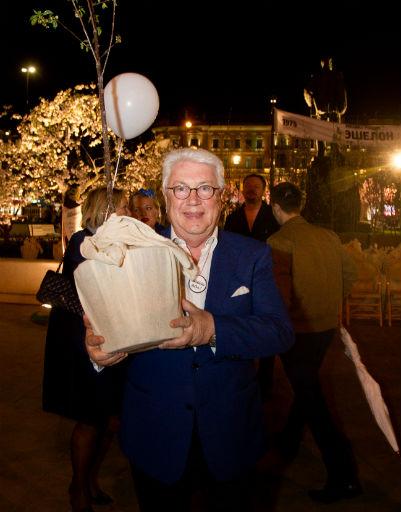 Звезды «Современника» побывали на ретро-вечеринке