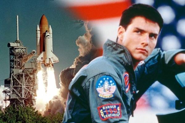 Том Круз мог погибнуть на космическом шаттле, который взорвался в 2003 году