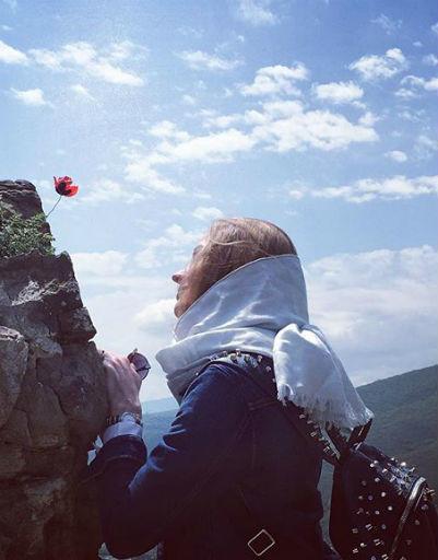 Светлана Ходченкова сбежала в Грузию