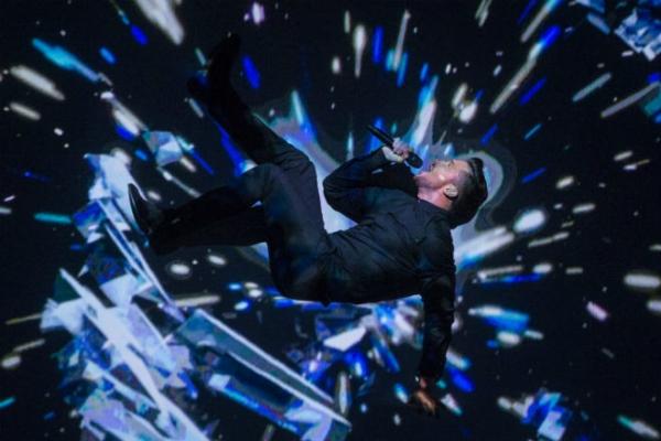 Песня Лазарева собрала миллион просмотров за три дня