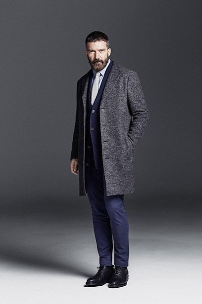Антонио Бандерас выпустил свою коллекцию одежды