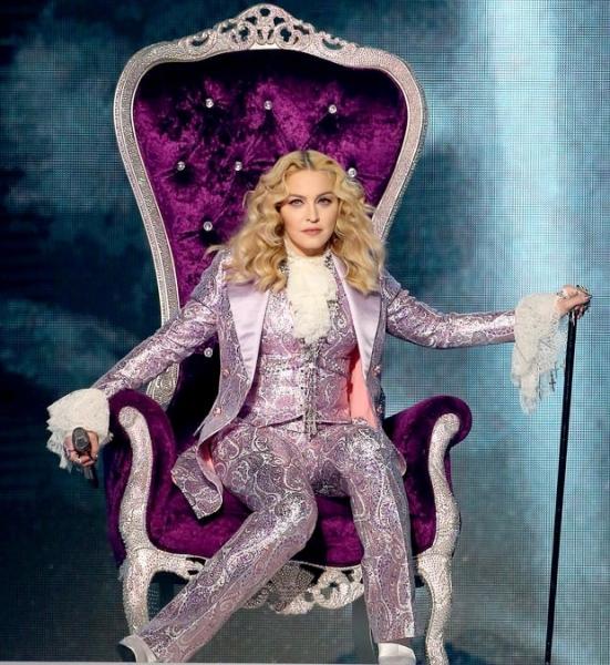 Принс отказался сниматься в видеоклипе с Мадонной