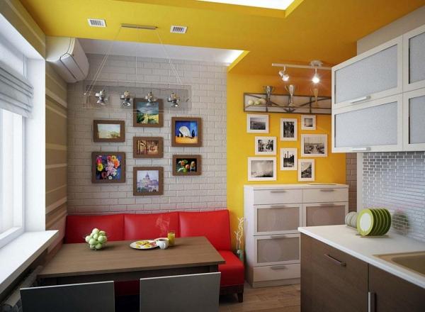 Начто акцентировать свое внимание при выборе мебели для кухни