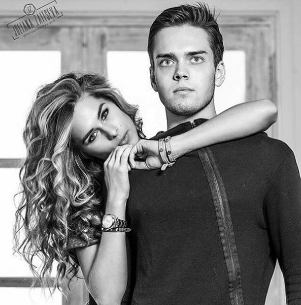 Анастасия Текунов представила свадебную фотосессию с Романом Миллером