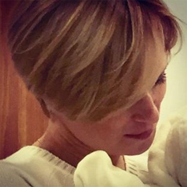Олеся Судзиловская берет маленького сына на работу