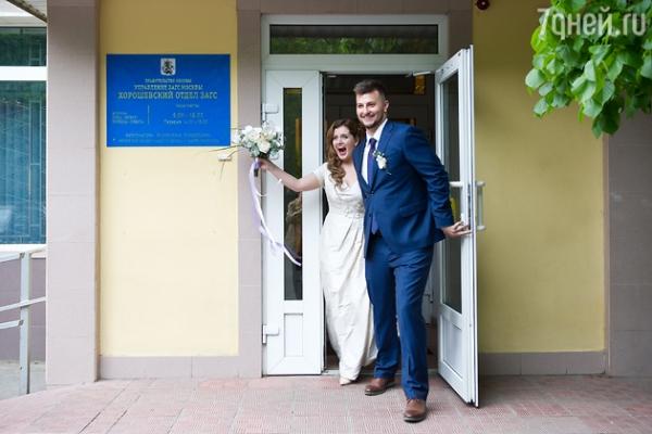 Подробности свадьбы звезды «Деффчонок» Анастасии Денисовой