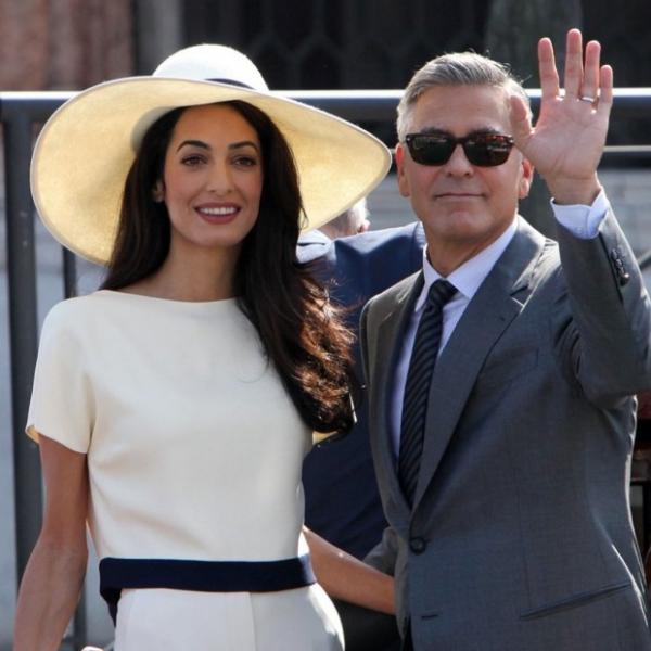 Джордж Клуни рассказал, что получил от жены на 55-летие