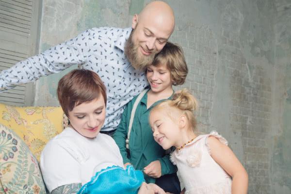 Тутта Ларсен: «В нашей семье не все вращается вокруг детей»