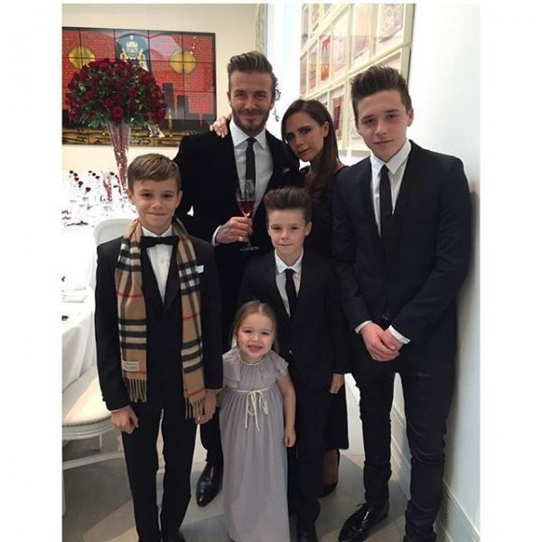 Дэвид и Виктория Бекхэм хотят завести пятого ребенка — утверждают СМИ