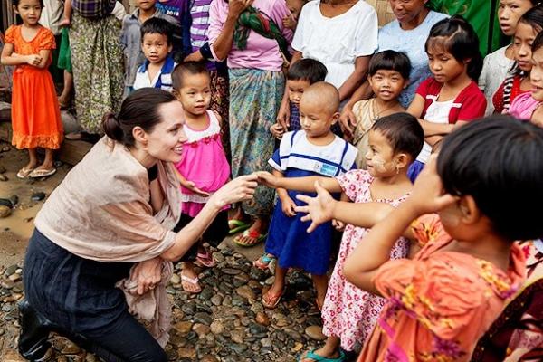 Анджелина Джоли освоит новую профессию