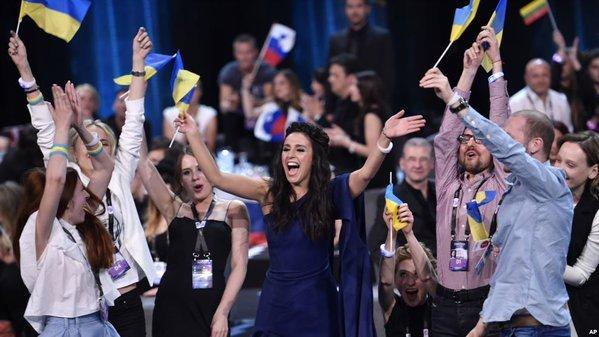 Датское жюри по ошибке присудило Джамале самый высокий балл