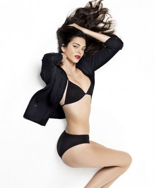 Кендалл Дженнер украсила обложку американского Harper's Bazaar