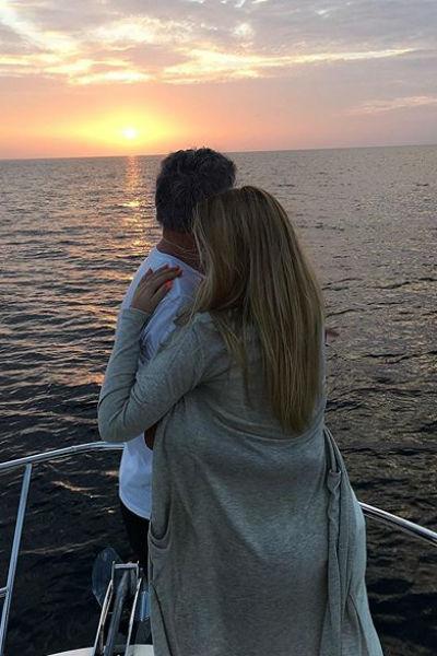 Молодая возлюбленная олигарха Саркисова станет мамой