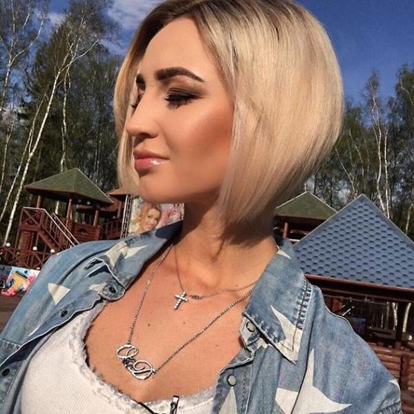 Ольга Бузова покрасила волосы в розовый цвет