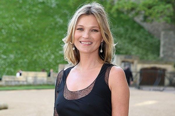 Новый возлюбленный Кейт Мосс моложе её на 24 года