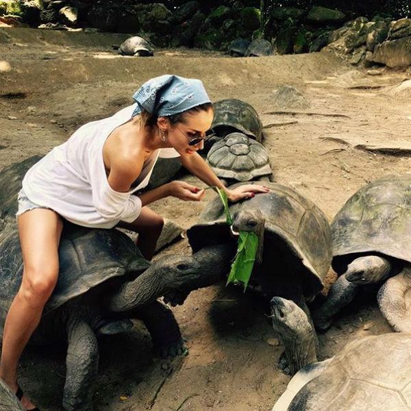 Светлана Лобода рассказала об ужасах Сейшельских островов