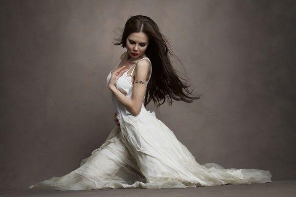 Известный испанский художник не устоял перед чарами Елены Галицыной