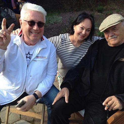 Лариса Гузеева устроила «звездный» пикник за городом