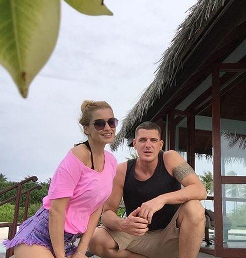 Муж Ксении Бородиной похудел на 12 килограммов