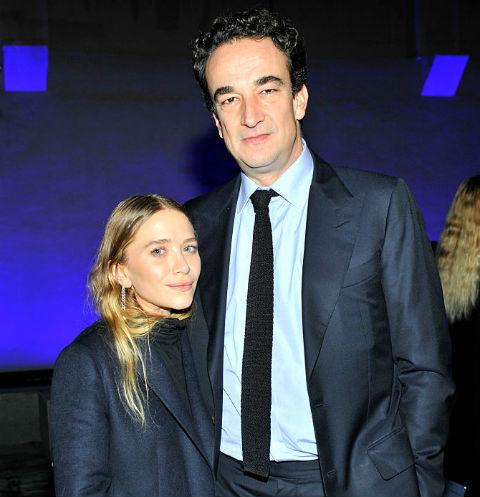 Мэри-Кейт Олсен готова родить от Саркози