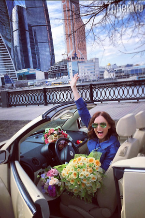 Ирина Безрукова прокомментировала свою бурную личную жизнь