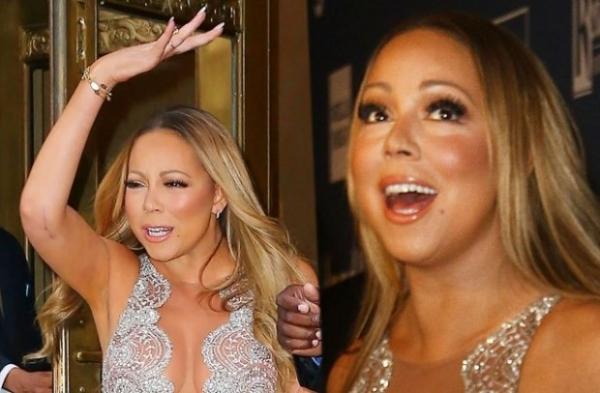 Мерайя Кери опоздала на церемонию GLAAD Awards