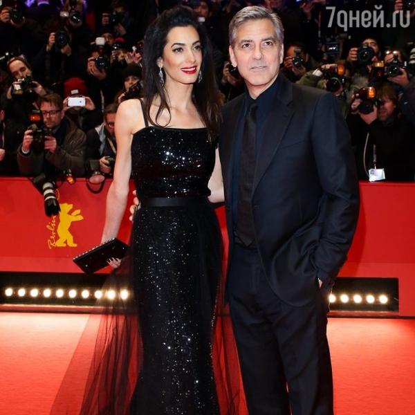 Джордж Клуни получил от супруги самый необычный в его жизни подарок
