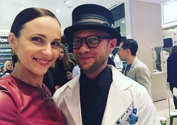 Крюков, Рудковская и другие звезды стали beauty- консультантами