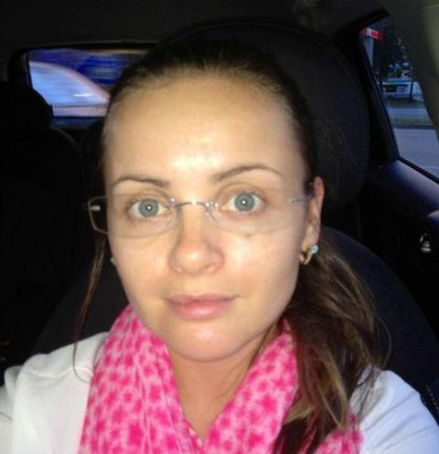 Дочь Юлии Проскуряковой заметно подросла
