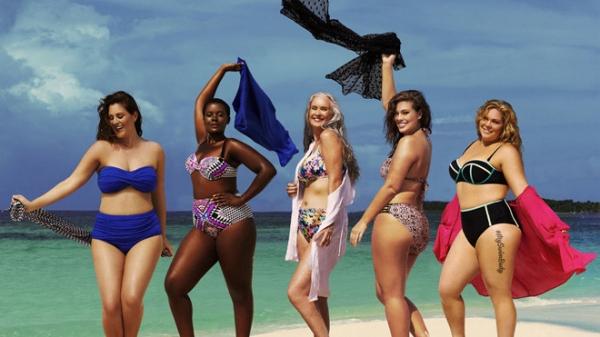 bikinis Fat girls