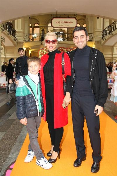 Алена Свиридова готова уйти от избранника