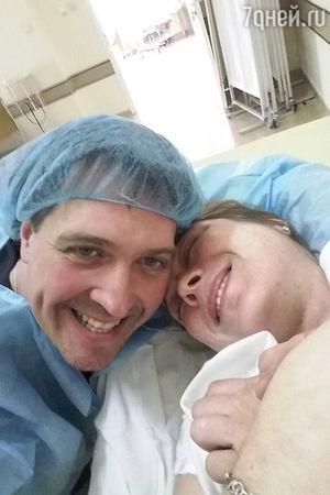 Денис Матросов присутствовал на родах невесты