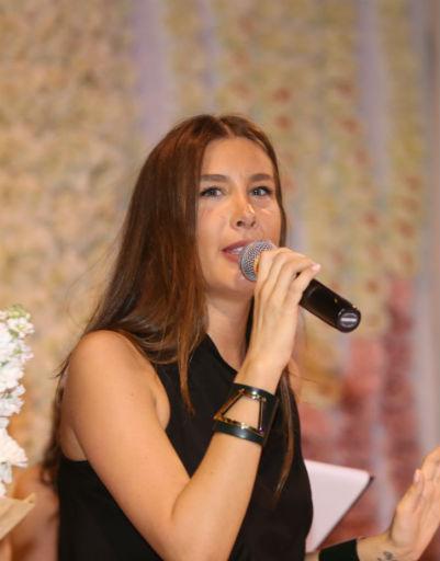 Дочь Гоши Куценко получила первую премию