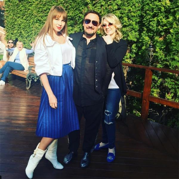 Стас Михайлов устроил вечеринку для друзей