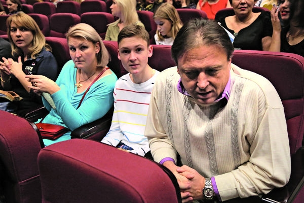 Сергей Лазарев на «Евровидении»: мы верим в победу