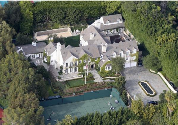 Том Круз продал дом в Лос-Анджелесе за $40 млн