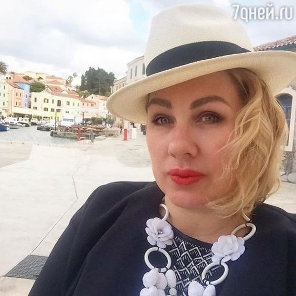 Ева Польна похвасталась шикарным обедом