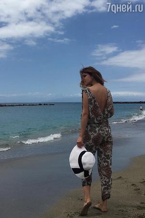 Анастасия Макеева восстанавливается в Испании после развода