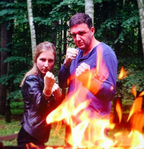 Дочь Виторгана берет пример с Собчак