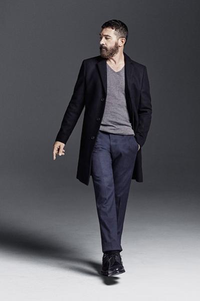 Антонио Бандерас представил свою первую коллекцию одежды для бренда Selected