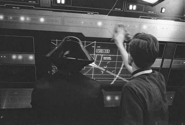 В Сеть попали первые фото со съемок новых «Звездных войн»