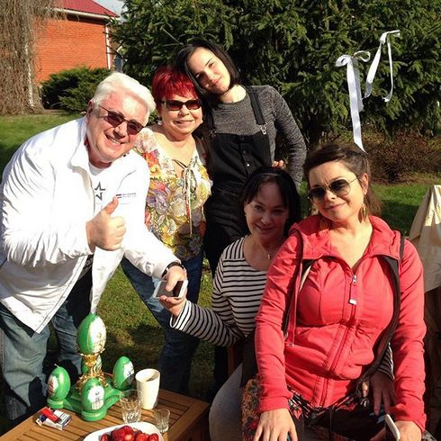 Лариса Гузеева закатила вечеринку для подруг