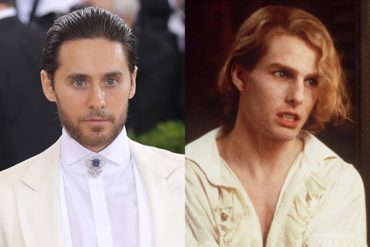 "Jared Leto will play Lestat in the remake of the movie ""Interview with the vampire"""