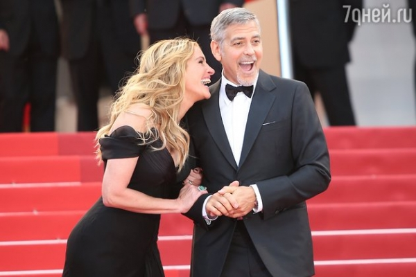 Джордж Клуни готовится к предстоящему отцовству