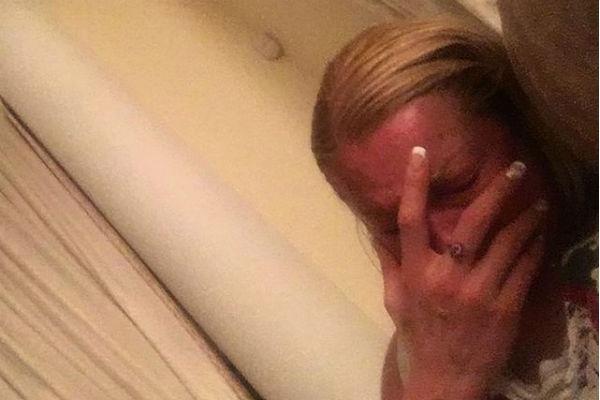 Анастасия Волочкова оплакивает погибшего питомца