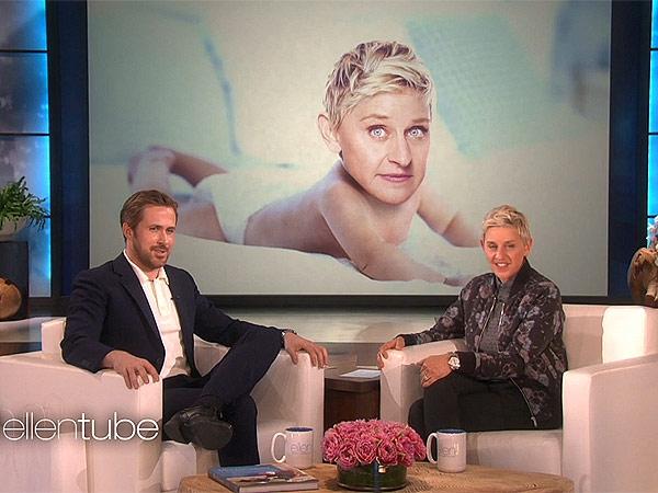 Райан Гослинг показала первое фото новорожденной дочери