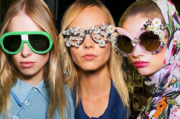 """Розовые линзы, оправа-""""кошачьи ушки"""" и другие модные очки глазами офтальмолога"""